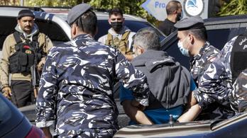 Hetven rab szökött meg a bejrúti börtönből