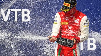 Massa örülne egy újabb Schumachernek a Forma–1-ben