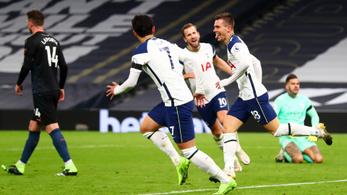 Mourinho Tottenhamje legyőzte Guardiola Manchester Cityjét