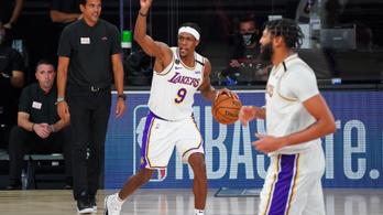 Beindult a játékosmozgás az NBA-ben