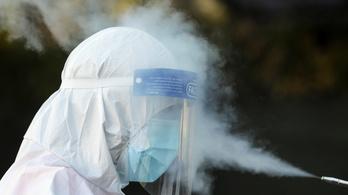 Koronavírus: Romániában tízezer felett a halottak száma