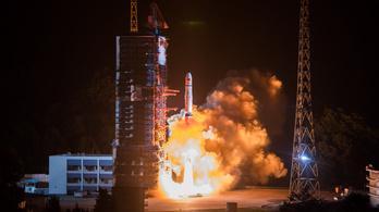 Kína szondát küld a Holdra