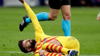 Hónapokra elvesztette Piquét és Sergi Robertót a Barcelona