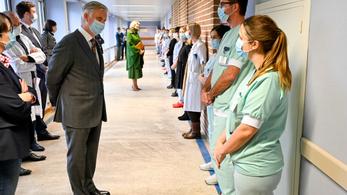 Belgiumban minden járványadat javult a hét folyamán