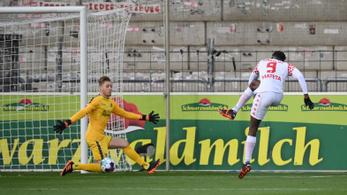 Megvan a Mainz első győzelme, Sallaiék bánták