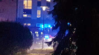 Tűz ütött ki a Szent Imre kórházban