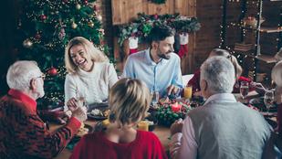 Kevés alkohol és még 7 tipp, hogy ne vesszetek össze karácsonykor
