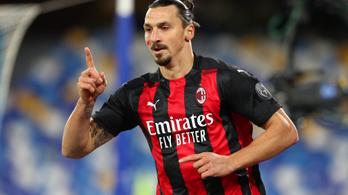 Csak a szokásos: Ibrahimovic duplázott, a Milan legyőzte a Napolit
