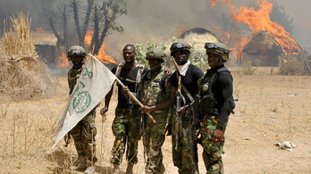 Támadás egy mecset ellen Nigériában
