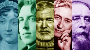 Tényleg ennyire bogarasok voltak a világirodalom nagy írói? – Igaz vagy hamis kvíz!