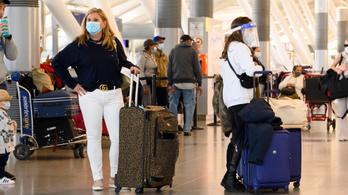 Járvány ide, járvány oda, az amerikaiak repülőre ülnek