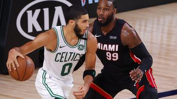 Maximális szerződéssel marasztalja legjobbját a Boston Celtics