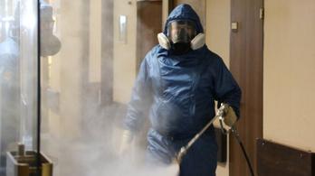 Szerbiában gyorsan megtízszereződött a napi új fertőzöttek száma