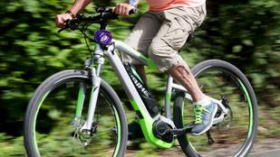 Megnyílt az e-biciklis pályázat