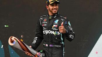 Damon Hill: Hamilton megérdemli, hogy lovaggá üssék