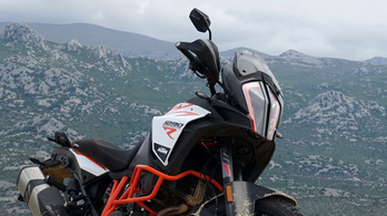 Készül az új KTM 1290 Super Adventure