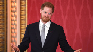 Harry herceget választották a világ legszexibb rojáljának