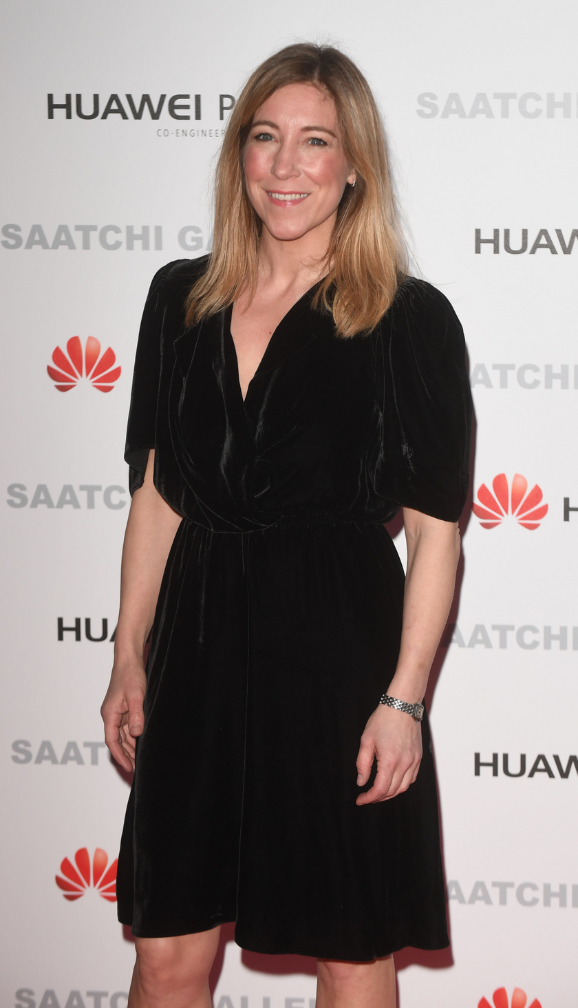Joanna Gosling 2017-ben.