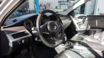 A BMW, amit Suzuki-áron adnak. Vennéd?