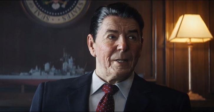 Ronald Reagan volt amerikai elnök küld el minket Perszeusz, a szovjet kém nyomába a Call of Duty: Black Ops Cold Warban (Forrás: Activision)
