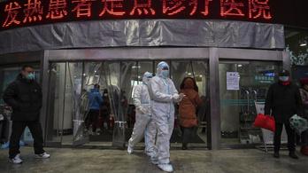 Víruspingpong: Európa és Kína egymásra mutogat