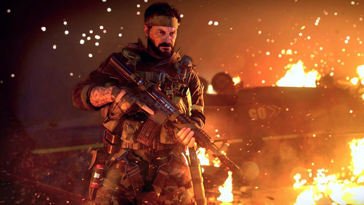 Frank Woods a Call of Duty: Black Ops Cold Warban (Forrás: Activision)