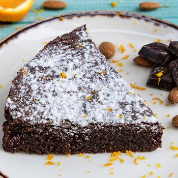 Isteni, csokis-mandulás nápolyi sütemény: a torta caprese liszt nélkül készül