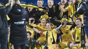 Korábbi vadászpilóta repítette a csúcsra a norvég kiscsapatot