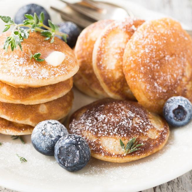 Könnyed, kefires minipalacsinta – Gyors és egészséges reggeli