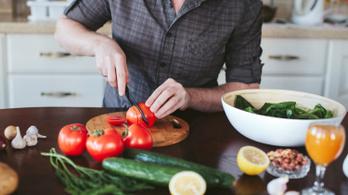 A vegetáriánusoknak nagyobb eséllyel törhet el a csontjuk