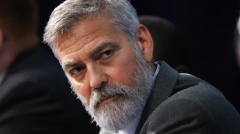 George Clooney: Várom a napot, amikor Magyarország újra rátalál arra, ami egykor volt