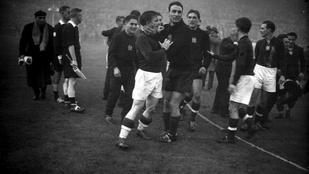 A barátságos meccs, amely megváltoztatta a (futball)világot