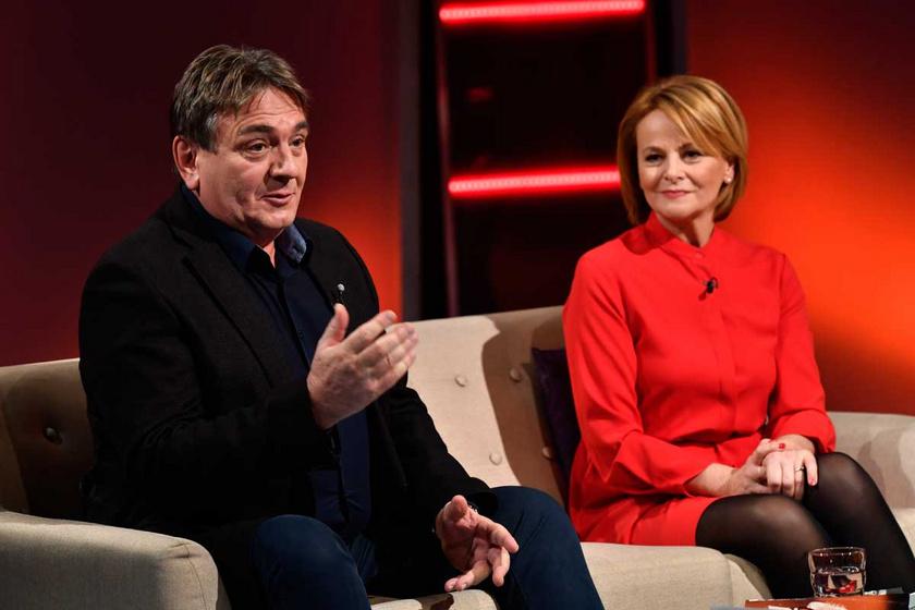 Böröndi Tamás és Götz Anna 2020 januárjában a Hogy volt?! című tévéműsorban, amelyben a meghívott vendégek a művészházaspár pályájának fontosabb állomásait elevenítették fel.