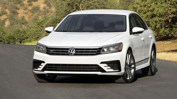 Véget ér az amerikai VW Passat pályafutása