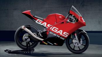 Piros KTM-ekkel száll be a GasGas a Moto3-ba