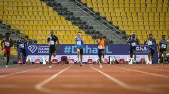 Közzétették a Gyémánt Liga 2021-es versenynaptárát