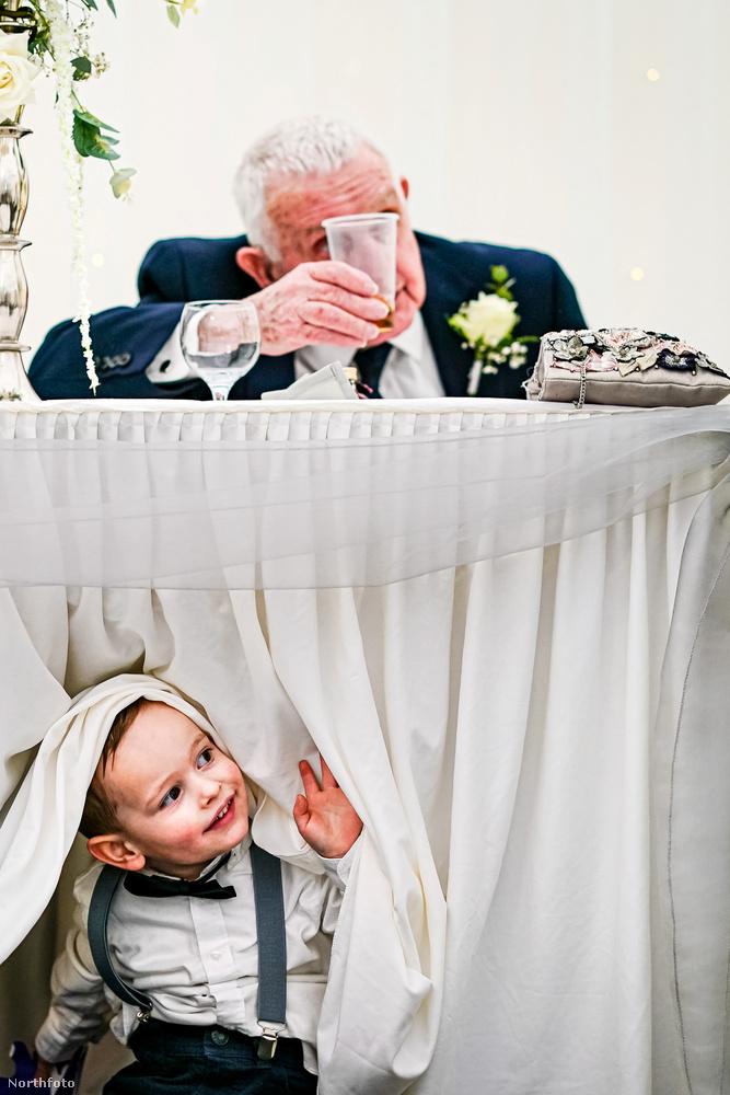 Persze, hogy nem lehet fotóverseny esküvői képek nélkül