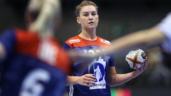 Távozott a Győr női kézicsapatátol az olimpiai bajnok átlövő