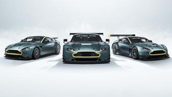 Csomagban árul versenyautókat az Aston Martin