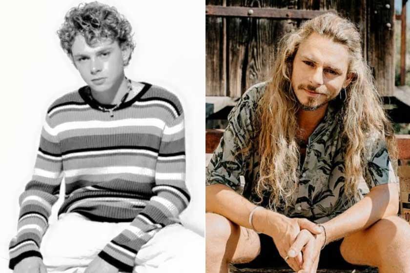 Steiner Kristóf külsőre is sokat változott 39 éves korára. Angyalarcú, szőke fürtös fiúból bohém stílusú, hosszú hajú férfi lett.