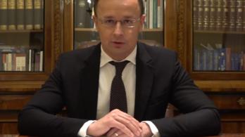 Szijjártó bekérette az ukrán nagykövetet