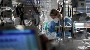 Svájc: még leterheltek a kórházak