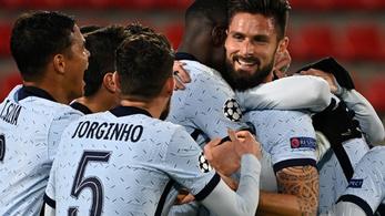 A Chelsea és a Sevilla jutott tovább elsőként a BL-csoportköréből