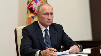 Putyin a békefeltételekről tárgyalt az azeri és örmény vezetőkkel