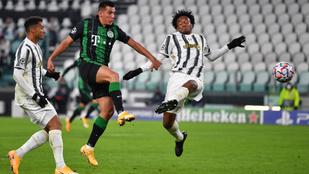 Bajnokok Ligája: Juventus–Ferencváros – Bajnokok Ligája: Juventus–Ferencváros