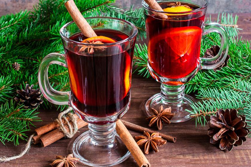 Narancsos, fűszeres forralt bor: ha a vásárban nem ihatsz, készítsd el otthon