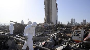 Kormánytagok ellen indulhat vizsgálat a bejrúti robbanás ügyében