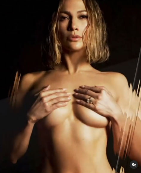 Jennifer Lopez egy szexi aktfotósorozattal reklámozza a hamarosan megjelenő kislemezét. A képeket Mert Alas és Marcus Piggott divatfotósok készítették.