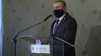 1100 katona segíti a koronavírus-járvány elleni küzdelmet