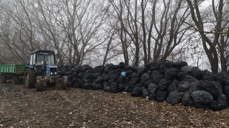 Eszméletlen mennyiségű veszélyes hulladékot visznek el a nemzeti parkokból